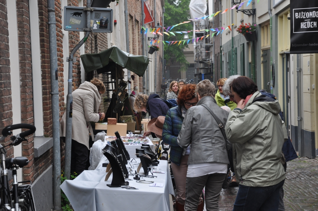 Devotie Festival 2015 - Atelier Bijzonder-Heden (Papenstraat, Zwolle)