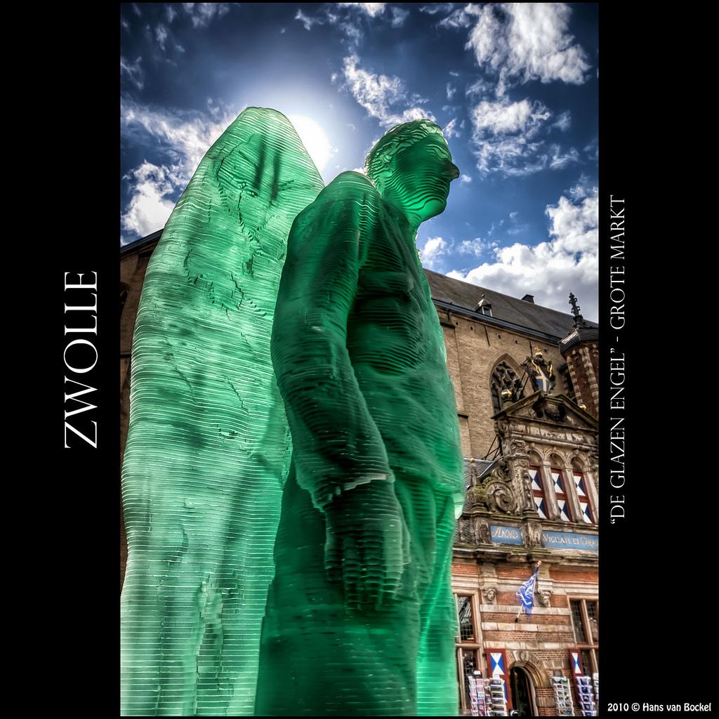 Groene Engel Groot (002)