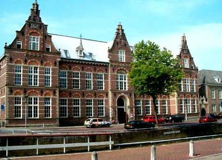 Brigittenklooster(oude) in Kampen